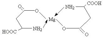 L-天冬氨酸螯合镁