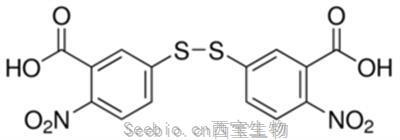 5,5'-二硫代双(2-硝基苯甲酸) | CAS号: 69-78-3